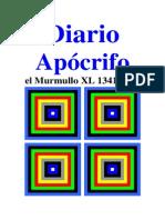 M-40 (1341-1360) Diario Apócrifo