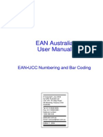 Eanucc Numbering Bar Coding v1