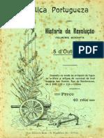 História da Revolução de 1910