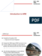 8.2.0 ARM Architecture