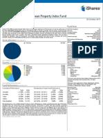 iShares FTSE_EPRA European Property Index Fund