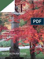 Vrt-jesen 2009