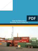 Trade Facilitation From a Developing Country Perspective