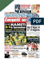 Edition du 19 Septembre 2009
