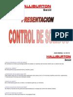 Basico Control de Solidos.