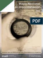 Mapa de La Discriminacion 20131