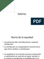 CLASE Salarios