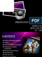 microsoft surface ppt