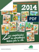 Calendario Competencias Basicas CEAPA 2014