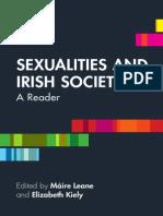 Sexualities and Irish Society