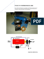 (c)Modelismo - Construccion Compresor Aerografia