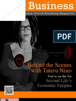 Second Life Business Magazine