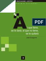 Al que tiene se le dará, al que no tiene se le quitará Jose Eizaguirre.pdf