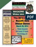IAPSNJ Magazine Winter 2014