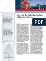 Turkey Inside-Out