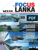 Focus Sri Lanka  Magazine (Vol 1 - Issue 2 )