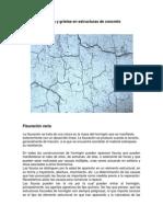 Fisuras y Grietas en Estructuras de Concreto ROXYLL