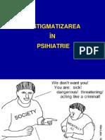 11. DESTIGMATIZAREA