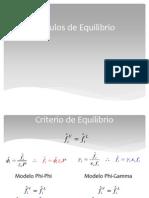 Algoritmos de Equilibrio 8 Noviembre