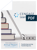 Cengage 2011 Annual Report