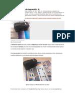 Tiras de control de impresión