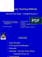Case Study Teaching Methods