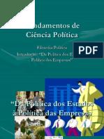 Filosofia Política - intro
