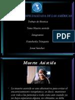 TRABAJO DE BIOETICA MUERTE ASISTIDA