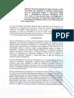 Lineamientos iniciales generales SPD. INEE. 2014.pdf
