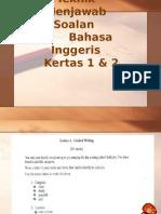 Teknik Menjawab Soalan BI PMR