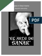 Alejandro Jodorowsky - Habla Mi Dios Interior