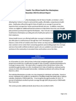 December 2013 Enrollment Report_Jan 13 2014