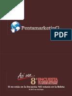 Resultados de la 8va encuesta de Pentamarketing