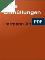 Ahlwardt, Hermann - Neue Enthüllungen - Judenflinten (1892)