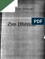 Albrecht, Gertrud - Das Pflichtjahr (1942)