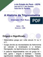 A História da Trigonometria
