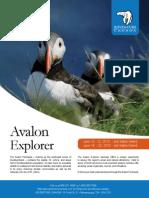 Avalon Explorer