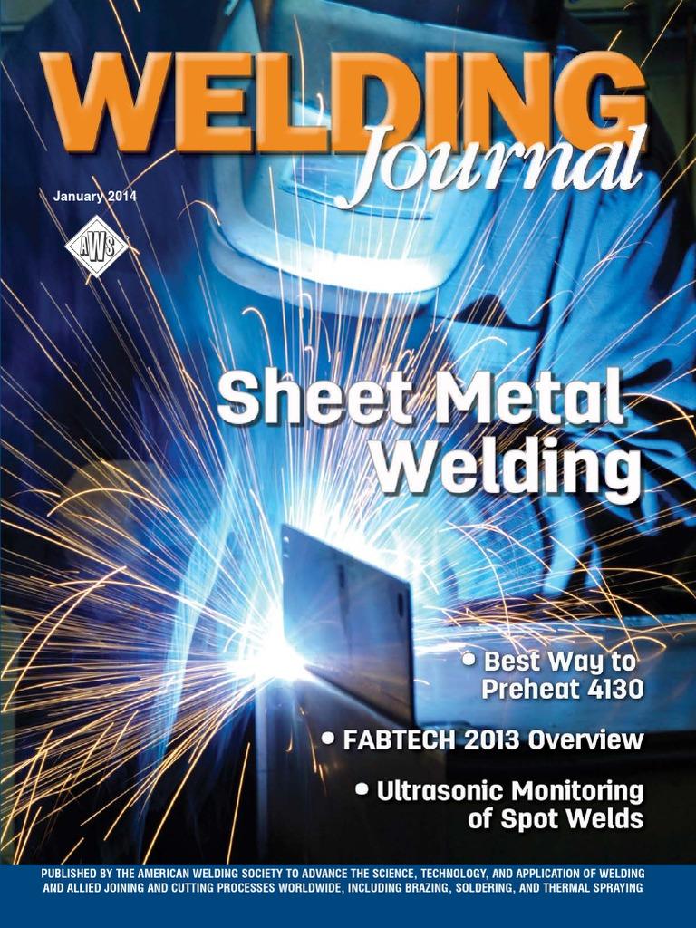 Awswj201401 metal fabrication welding fandeluxe Gallery