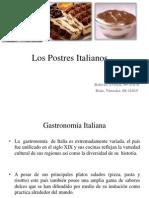 Los Postres Italianos- Bolívar_Ruiz