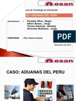 Caso Aduanas Del Peru - Roger