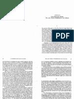 Uma descrição densa - INTERPRETAÇÃO DAS CULTURAS - Clifford Geertz