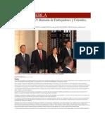 11-01-2014 Milenio.com - Clausuran la XXV Reunión de Embajadores y Cónsules; asiste RMV
