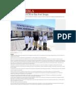 12-01-2014 Milenio.com - El gobernador Rafael Moreno Valle inauguró el Centro Integrador de Servicios (CIS), en el municipio de San José Ixtapa, Cañada Morelos, con una inversión de 18 millones 34 mil 687 pesos.