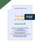 Alain - Les Idees Et Les Ages