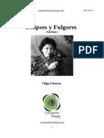 Eclipse y Fulgores Olga Orozco