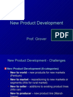 CRL9 New Product Development A