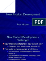 New Product Development CRL6