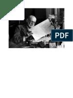 Image Freud Papier Lettre