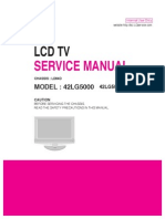 Lg Ld84d Chassis 42lg5000 Lcd Tv Sch