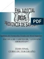 Sist Judicial.